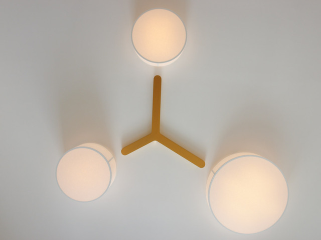 Buy Ozone Bespoke Flushmount Ceiling Light At Bright On Presidio